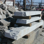 Large Granite Pieces